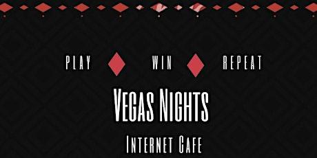 Vegas Nights Raffle Night tickets
