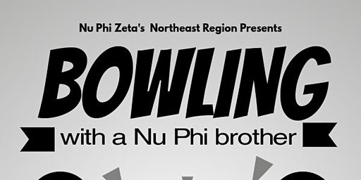 Bowl with a NuPhi Brother