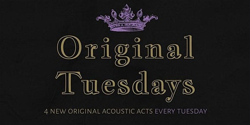 Tues Feb 18th Original Tuesdays at The Scottish Prince!