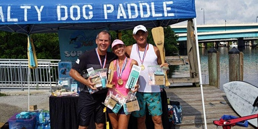 SUP for Pups Intracoastal Challenge 2
