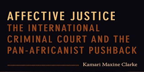Affective Justice Roundtable tickets