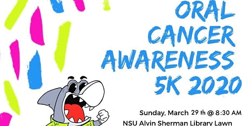 AΩ & ASA Present: NSU Oral Cancer 5K 2020