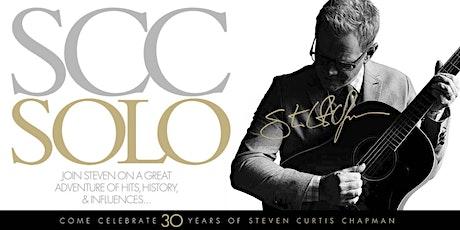 Steven Curtis Chapman Solo Tour - Merchandise Volunteers - Greenwell Springs, LA tickets