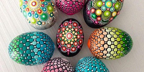 Painted Wooden Eggs fundraiser tickets