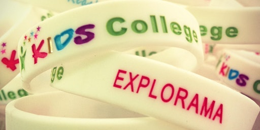 Kids College Queensland Explorama - University of QLD - Sunday 29th March 2020