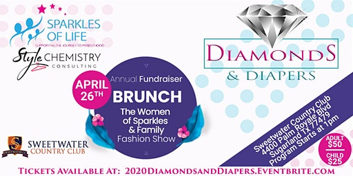 Diamonds & Diapers Brunch & Fashion Show