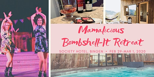 A Mamalicious Bombshell-It Retreat