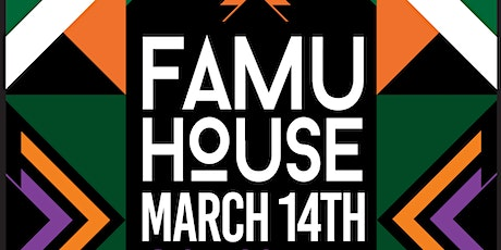 FAMU House tickets