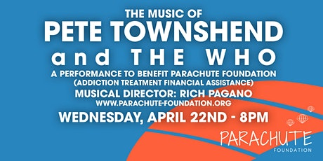 THE MUSIC OF PETE TOWNSHEND AND THE WHO tickets