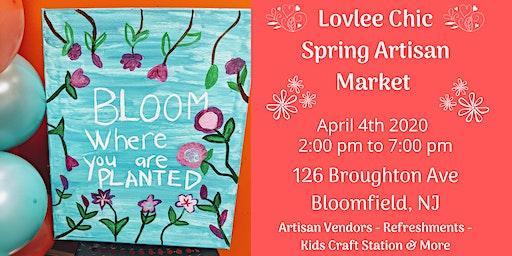 Lovlee Chic Spring Artisan Market