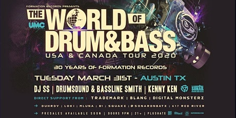 World Of Drum and Bass Austin 2020 tickets