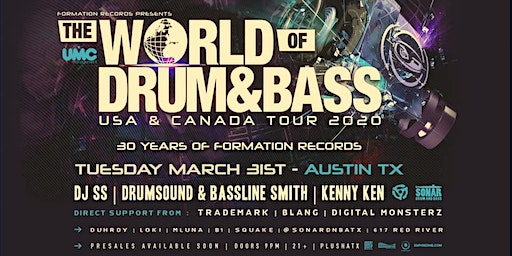 World Of Drum and Bass Austin 2020