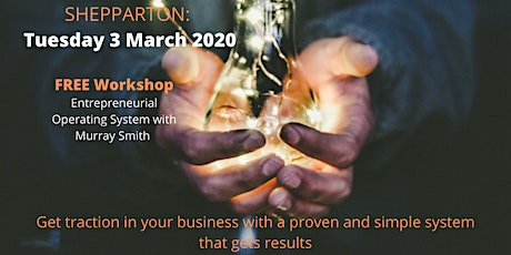 Entrepreneurial Operating System Workshop tickets