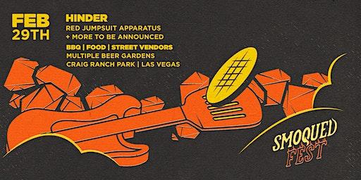 Las Vegas Smoqued Food + Music Festival