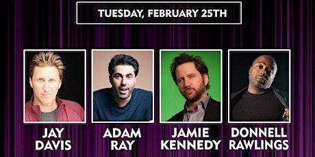 Jay Davis Comedy @ The Roosevelt tickets