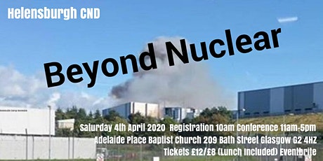 Beyond Nuclear tickets
