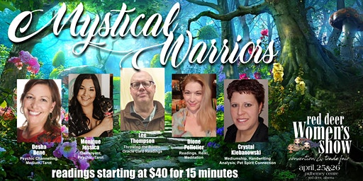 Mystical Warriors Psychic Faire