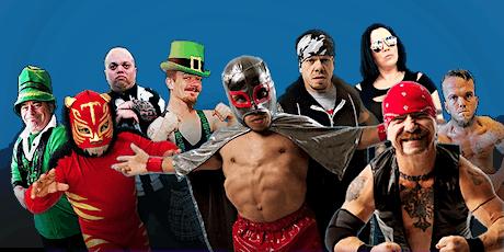 Micro Mania Midget Wrestling tickets