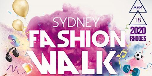2020 Sydney Fashion Walk