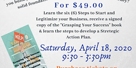 Grasping Your Success Workshop tickets