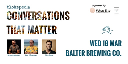 Conversations that Matter: Balter Brewing Co.
