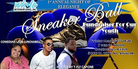 1st Annual Sneaker Ball Fundraiser tickets