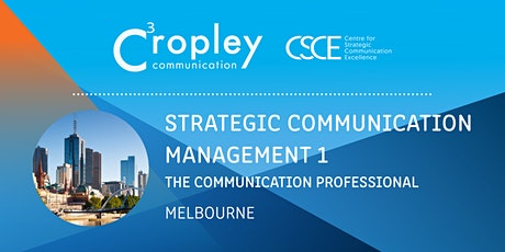 Strategic Communication Management 1: Communication Professional tickets