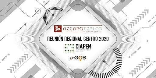 Reunión Regional Centro de CIAPEM en Alcaldía Azcapotzalco