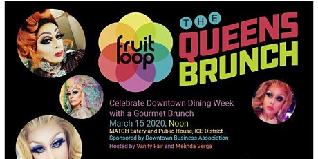 The Queens Brunch at MATCH ICE District tickets