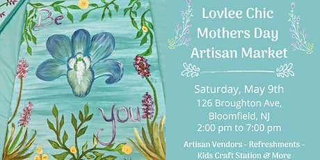 Lovlee Chic Mothers Day Market tickets