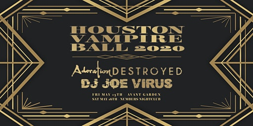 Houston Vampire Ball 2020