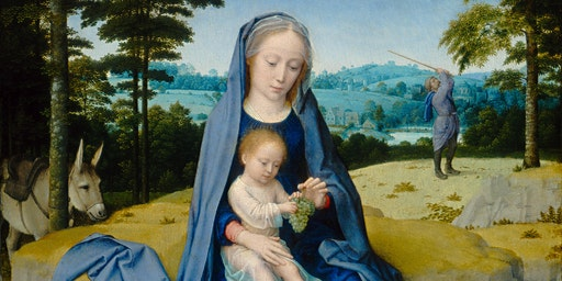 Lenten Day of Reflection for Mothers: Marian Virtues