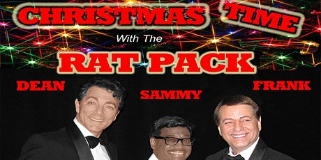 Rat Pack Christmas tickets