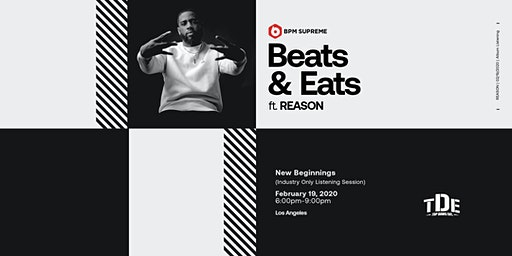 Beats & Eats ft. REASON
