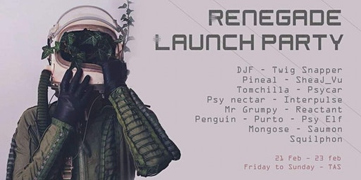 Renegade Launch Party