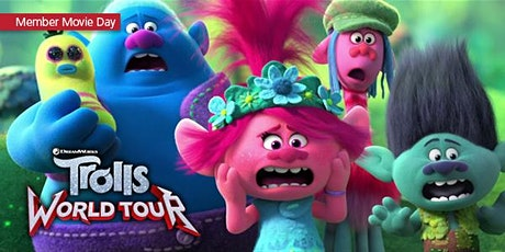 Hawaii State FCU Member Movie Day: Trolls - World Tour tickets