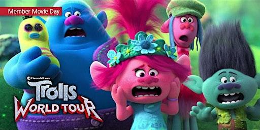 Hawaii State FCU Member Movie Day: Trolls - World Tour