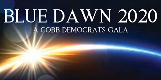 Blue Dawn 2020 - A Cobb Democrats Gala