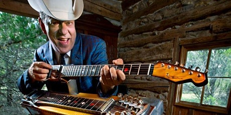 Junior Brown with PopSkull Rebels tickets