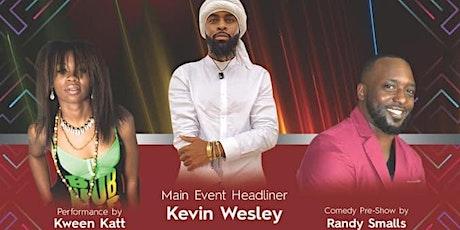 """The Genie-Ology"" Experience - Kween Katt & Kevin Wesley tickets"