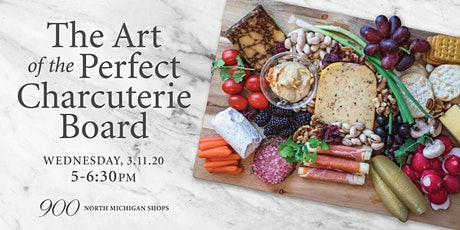 The Art of the Perfect Charcuterie Board tickets