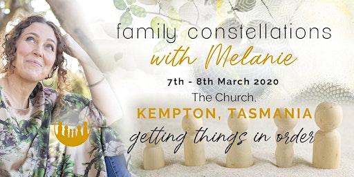 Family Constellations Retreat in Kempton, Tasmania