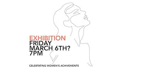 International Women's Day Art Exhibtion 2020 tickets