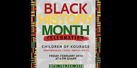 Black History Month Show tickets