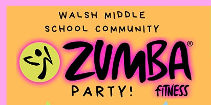 Zumba  Community Party  and Fundraiser!