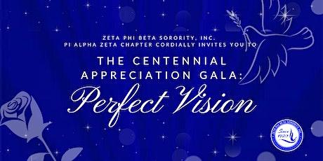 Centennial Appreciation Gala tickets