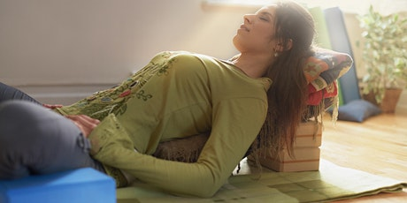 Restorative Yoga tickets