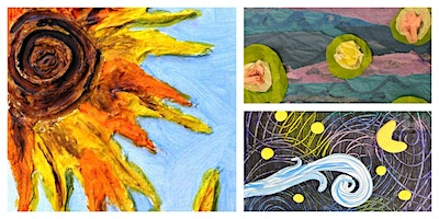 Masters on Canvas Summer Mini Camp (5-12 Years)