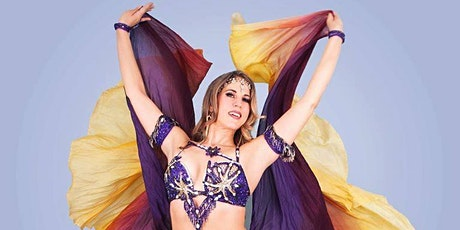 Gimme Some Shimmy: Free Bellydance Class with Mariyah tickets