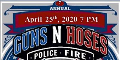 7TH Annual Guns N Hoses Charity Hockey Game